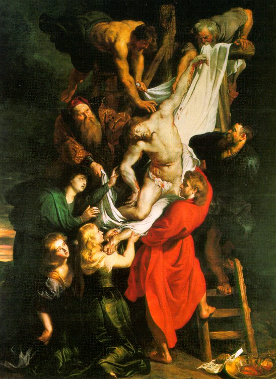 Peter Paul Rubens The Deposition