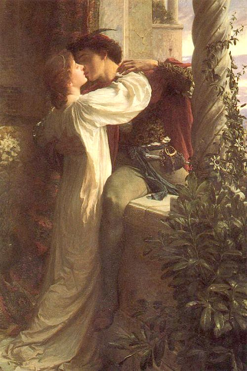 Sir Frank Dicksee Romeo and Juliet