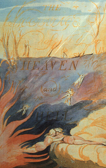 William Blake The Marriage of Heaven and Hell