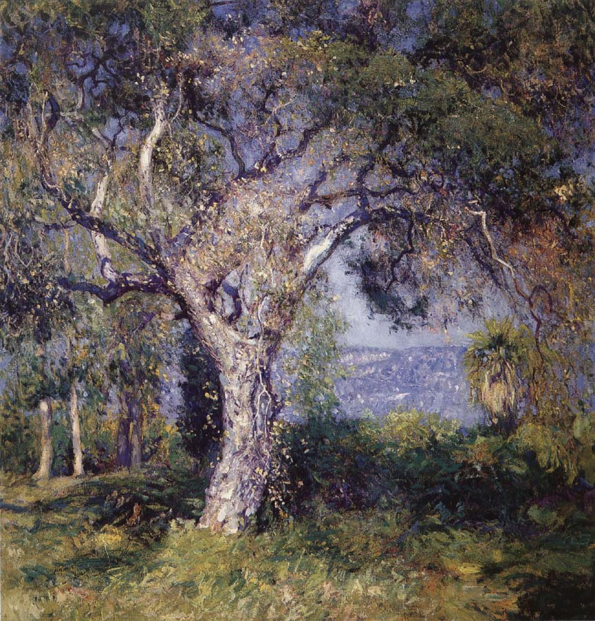 Guy Rose The Oak