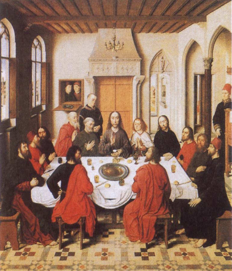 Dieric Bouts The Last Supper