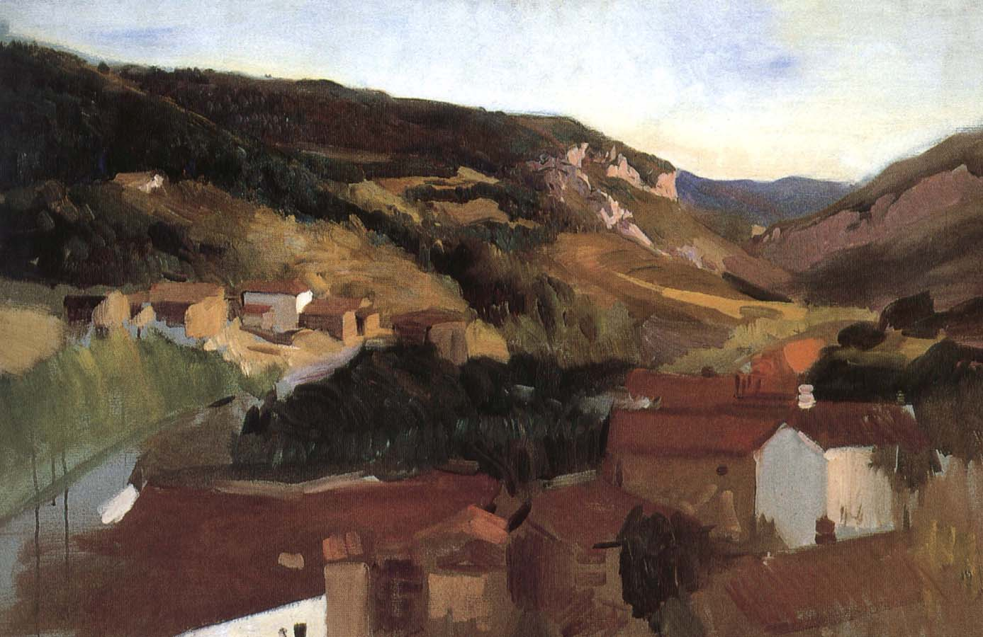 Joaquin Sorolla Valley