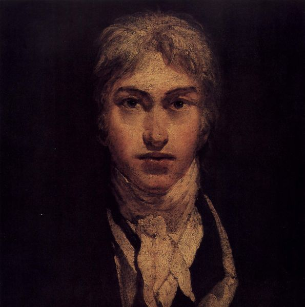 Joseph Mallord William Turner Self portrait