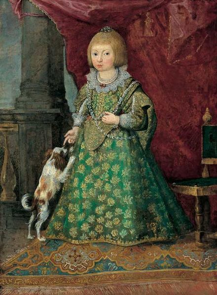 Peeter Danckers de Rij Unknown Polish Princess of the Vasa dynasty in Spanish costume