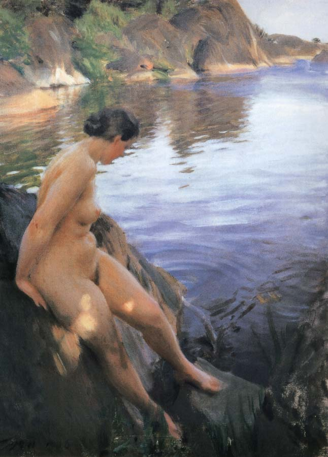 Anders Zorn Unknow work 100