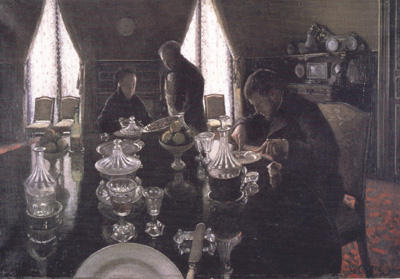 Gustave Caillebotte Luncheon (nn02)