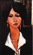 Amedeo Modigliani, Almaisa The Algerian Woamn