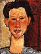 Amedeo Modigliani, Chaim Soutine