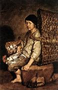 CERUTI, Giacomo Boy with a Basket oil painting picture wholesale