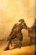 CODDE, Pieter Young Scholar in his Study dfg oil painting picture wholesale
