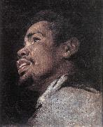 CRAYER, Gaspard de Head Study of a Young Moor dhyj oil painting picture wholesale