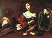 Caravaggio, Martha and Mary Magdalene