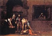 Caravaggio, Beheading of Saint John the Baptist fg