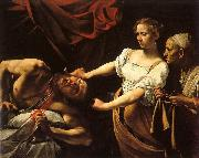 Caravaggio, Judith and Holofernes
