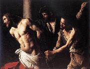 Caravaggio, Christ at the Column fdg