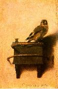 Carel Fabritus The Goldfinch Sweden oil painting reproduction