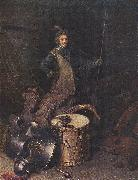 DOU, Gerrit Officer of the Marksman Society in Leiden fg oil painting picture wholesale