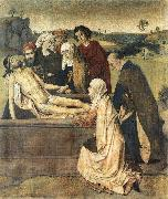Dieric Bouts, The Entombment