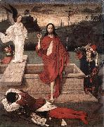 Dieric Bouts, Resurrection