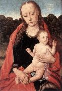 Dieric Bouts, The Virgin and Child Panel