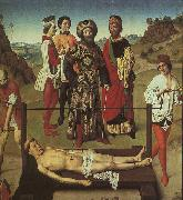 Dieric Bouts, The Martyrdom of St.Erasmus
