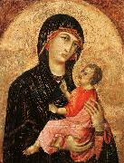 Duccio di Buoninsegna Madonna and Child Sweden oil painting reproduction