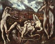 El Greco Laocoon 1 Sweden oil painting reproduction