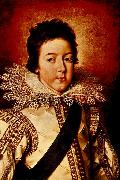 Frans Pourbus Louis XIII as the Dauphin oil painting picture wholesale