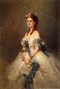 Franz Xaver Winterhalter Alexandra, Princess of Wales Sweden oil painting reproduction