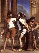 GUERCINO, The Flagellation of Christ dg