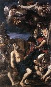 GUERCINO, The Martyrdom of St Peter  jg