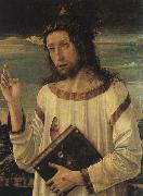 Giovanni Bellini Christ's Blessing Sweden oil painting reproduction