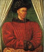 Jean Fouquet Charles VII of France oil painting picture wholesale