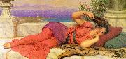 John William Godward, Noonday Rest