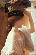 Lord Frederic Leighton Eucharis oil painting picture wholesale