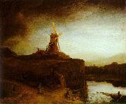 Rembrandt, The Mill