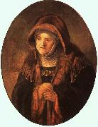Rembrandt, Rembrandt's Mother