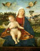 Vittore Carpaccio Madonna and Blessing Child Sweden oil painting reproduction