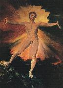 William Blake Glad Day Sweden oil painting reproduction