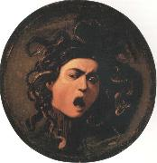 Caravaggio, Head of the Medusa
