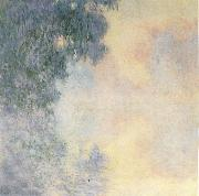 Claude Monet, Arm of  the Seine near Giverny in the Fog