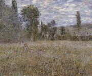 Claude Monet A Meadow