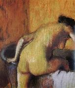 Edgar Degas, Balneation