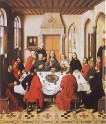 Dieric Bouts, The Last Supper