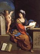 GUERCINO, The Cumaean Sibyl with a Putto