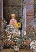 Claude Monet, Camille at the Window