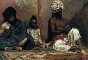 unknow artist, Arab or Arabic people and life. Orientalism oil paintings 610