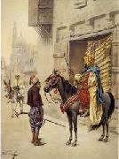 unknow artist, Arab or Arabic people and life. Orientalism oil paintings 96