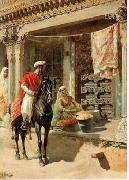 unknow artist, Arab or Arabic people and life. Orientalism oil paintings 618