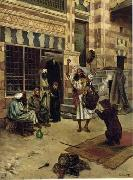 unknow artist, Arab or Arabic people and life. Orientalism oil paintings564